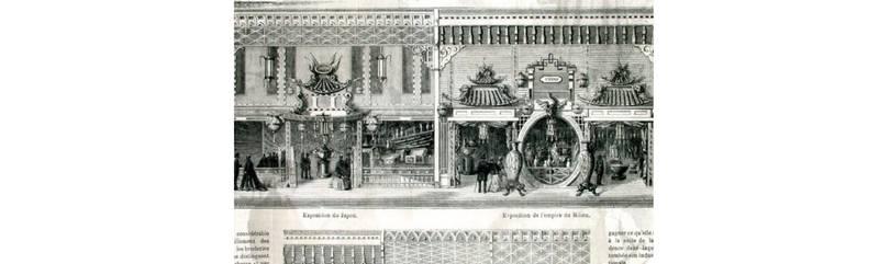 выставка в париже 1867