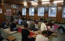 Moychay tea tasting meeting in moscow kodokan martial arts club 21 apr 2018 4