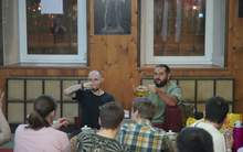 Moychay tea tasting meeting in moscow kodokan martial arts club 21 apr 2018 22