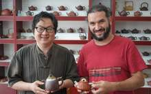 Moychay yixing zisha teapots works of master xu xue jun 41