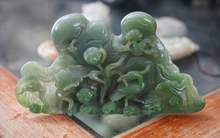 Moychay private collection of jade artworks 14