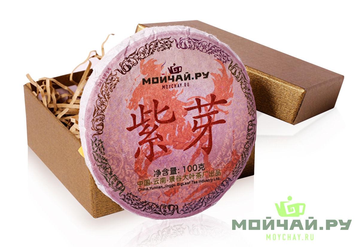 пурпурный чай чан шу