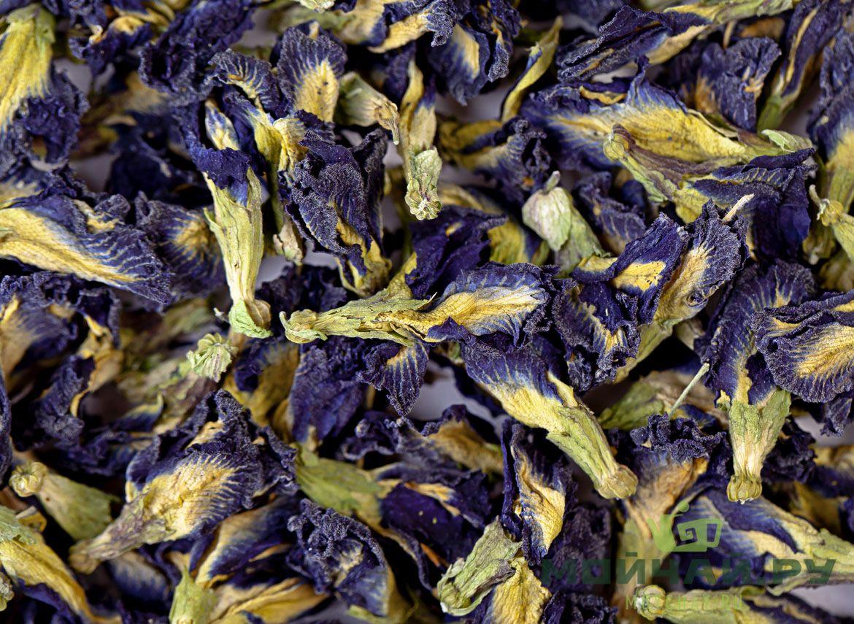 синий чай анчан применение