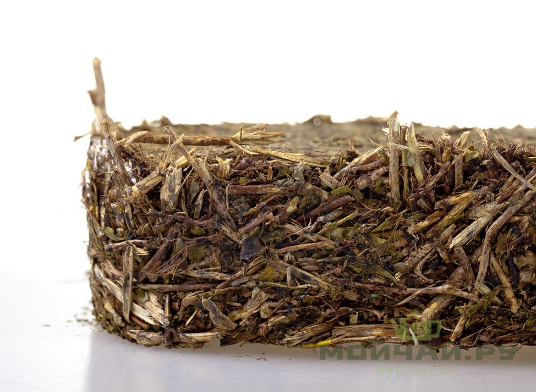 плиточный чай